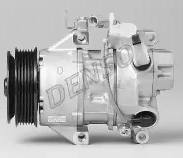 Συμπιεστής, συστ. κλιματισμού DENSO DCP50240 ειδική γνώση