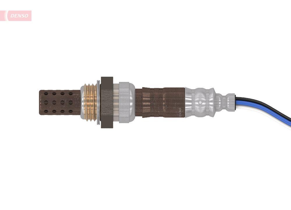 Lambda Sensor DOX-0120 DENSO DOX-0120 in Original Qualität