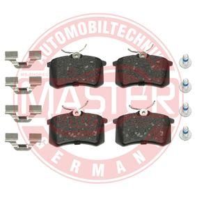 Bremsbelagsatz, Scheibenbremse Breite: 87,6mm, Höhe: 52,9mm, Dicke/Stärke: 16mm mit OEM-Nummer 44 06 035 30 R