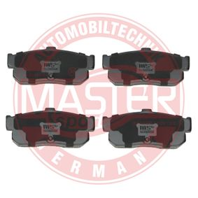 Bremsbelagsatz, Scheibenbremse Breite: 105,3mm, Höhe: 47mm, Dicke/Stärke: 16,5mm mit OEM-Nummer 440605M490