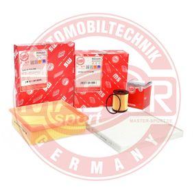 Kit filtri con OEM Numero 95 516 104