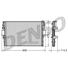 DENSO  DRM12010 Radiatore, Raffreddamento motore Dim. rete rad.: 649x456x32