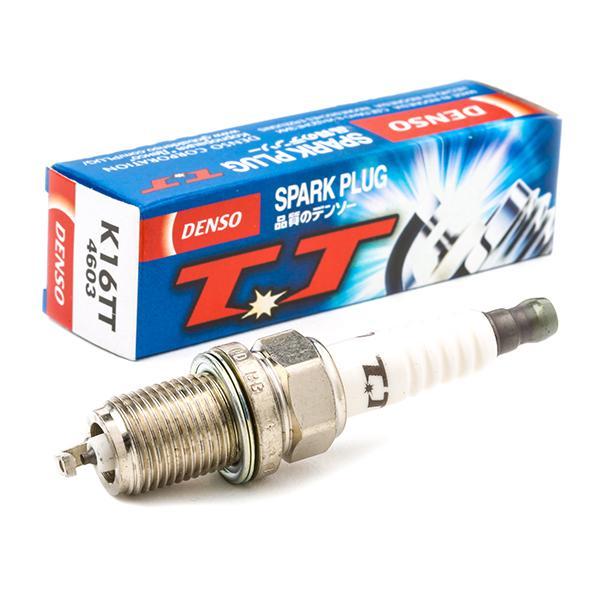 Candela motore DENSO T03 valutazione