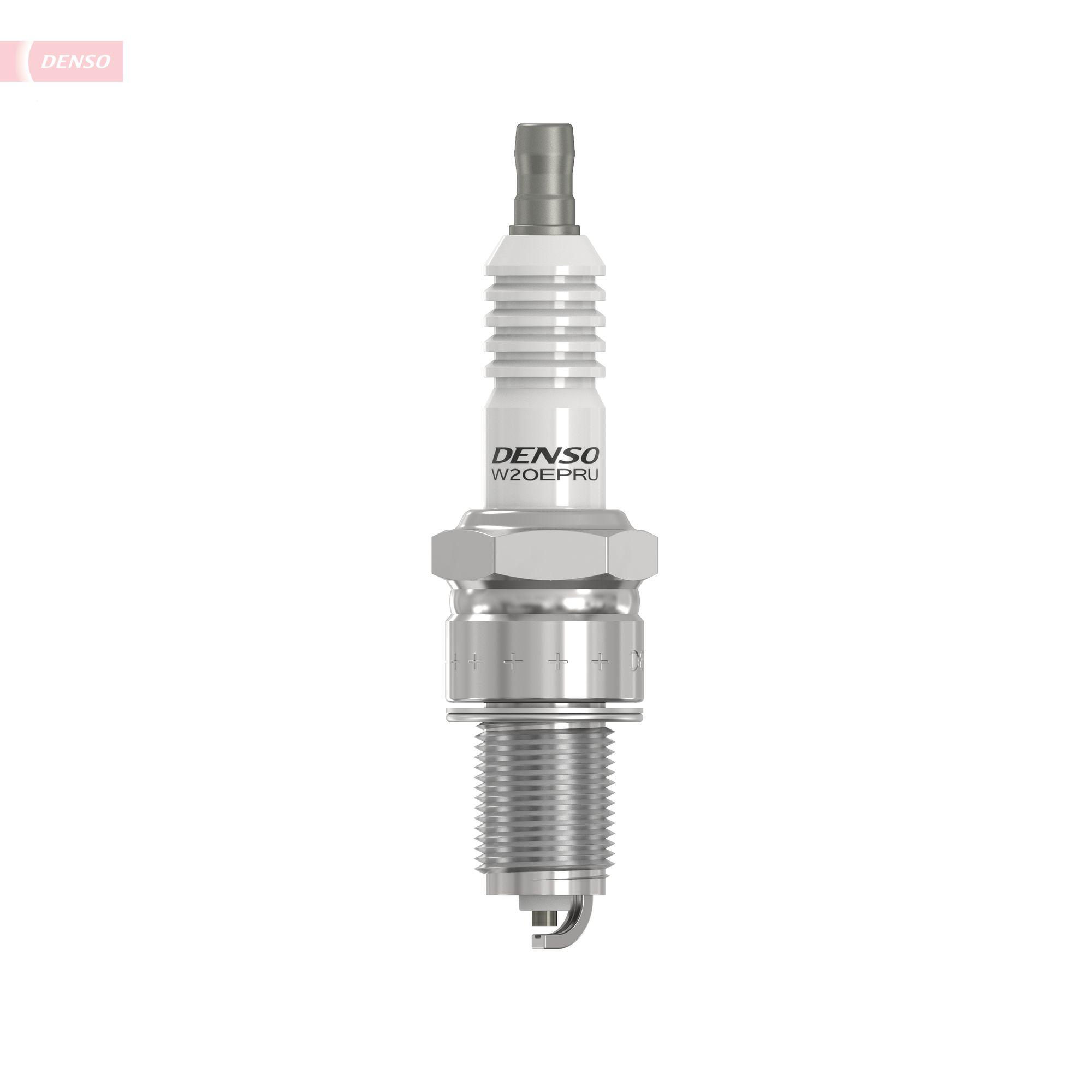 Zündkerzen W20EPR-U DENSO 3047 in Original Qualität