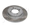 JAPKO Vorderachse, Voll, lackiert 60102C