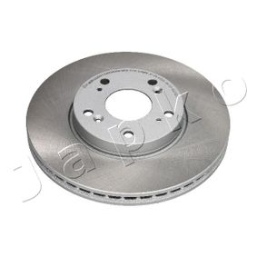 Brake Disc Brake Disc Thickness: 25mm, Ø: 281,3mm with OEM Number 45251S7AE11