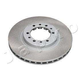 Brake Disc Brake Disc Thickness: 24mm, Ø: 275,8mm with OEM Number MR 129 648
