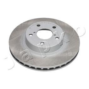 Bremsscheibe Bremsscheibendicke: 24mm, Ø: 259,9mm mit OEM-Nummer 26300-AE040