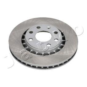 Bremsscheibe Bremsscheibendicke: 23,8mm, Ø: 255,8mm mit OEM-Nummer 90487402