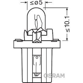 Artikelnummer 2722MFX OSRAM Preise