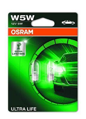 Glödlampa, blinker OSRAM 2825ULT-02B rating