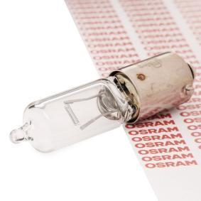 Bulb, indicator H21W, BAY9s, 12V, 21W 64136