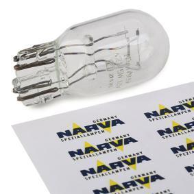 Glühlampe, Brems- / Schlusslicht W21/5W, 12V 21/5W, W3x16q 179193000 VW GOLF, CADDY, TOUAREG