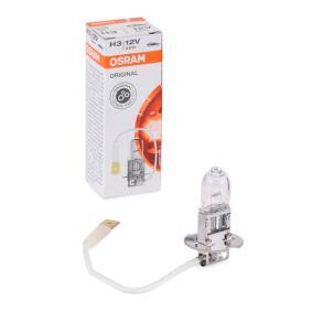 Bulb, spotlight H3, 55W, 12V 64151