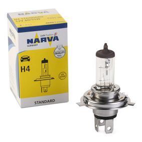 Bulb, spotlight H4 12V 60/55W P43t-38 488813000 FORD FOCUS, FIESTA, TRANSIT