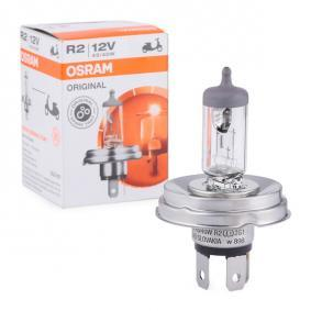 Bulb, spotlight R2 (Bilux), 45/40W, 12V 64183