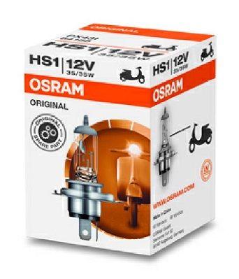 Glühlampe, Hauptscheinwerfer OSRAM 64185 Bewertung
