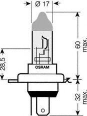 Glühlampe, Fernscheinwerfer OSRAM 64193ULT-02B Bewertung