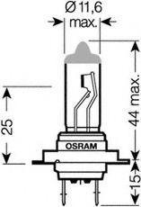 Glühlampe, Fernscheinwerfer OSRAM 64210CBI-02B Bewertung