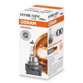 Glühlampe, Fernscheinwerfer H11B, 55W, 12V 64241 HYUNDAI SANTA FE, SONATA, GENESIS