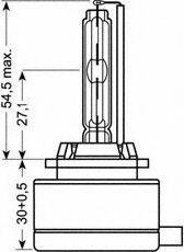 Bulb, spotlight OSRAM 66154CBI rating