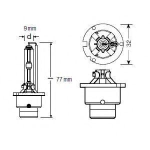 Bulb, spotlight OSRAM 66240CB rating