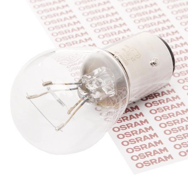 Bulb, brake / tail light OSRAM 7225 expert knowledge