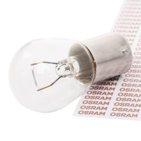 Glühlampe, Blinkleuchte P21W, BA15s, 12V, 21W 7506