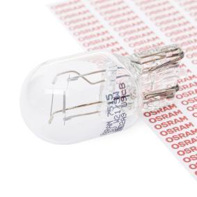 Крушка с нагреваема жичка, стоп светлини / габарити W21/5W, 12волт, W3x16q, 21/5ват 7515