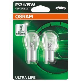 Glühlampe, Blinkleuchte OSRAM ULTRA LIFE 7528ULT-02B