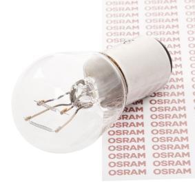 Bulb, indicator P21/5W, BAY15d, 24V, 21/5W 7537