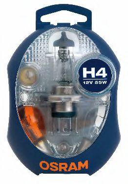 OSRAM  CLKM H4 Sortiment, Glühlampen