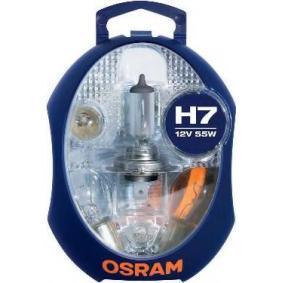 OSRAM  CLKMH7 Sortiment, Glühlampen