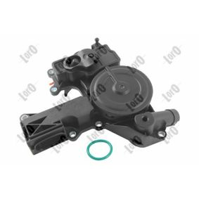 Hose, crankcase breather with OEM Number 06H103495AC
