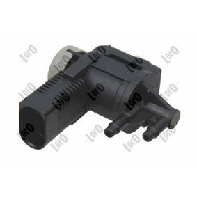 Druckwandler, Abgassteuerung elektrisch-pneumatisch mit OEM-Nummer 1J0 906 283 C