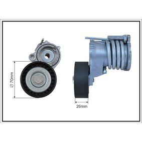 Polo 6r 1.2 Riemenspanner, Keilrippenriemen CAFFARO 127100SP (1.2 Benzin 2020 CGPA)