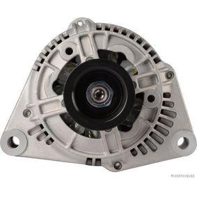 Lichtmaschine Rippenanzahl: 6 mit OEM-Nummer 008154960280