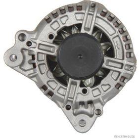 Lichtmaschine Rippenanzahl: 6 mit OEM-Nummer 304183