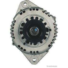 Lichtmaschine Rippenanzahl: 6 mit OEM-Nummer 6204 182