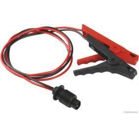 HERTH+BUSS ELPARTS Akkumulátor töltő (bika) kábelek 52289786