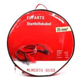 HERTH+BUSS ELPARTS Akkumulátor töltő (bika) kábelek 52289850