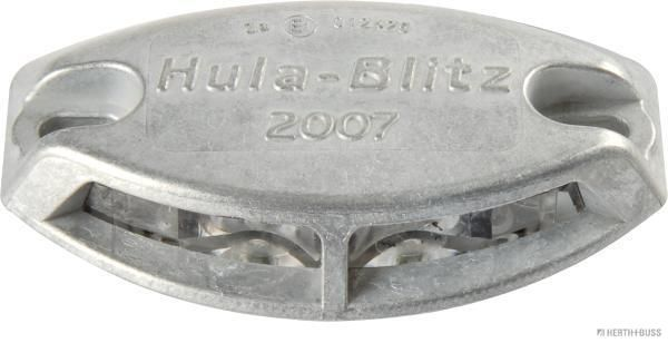 Warning Light 80690019 HERTH+BUSS ELPARTS HulaBlitz2007 original quality