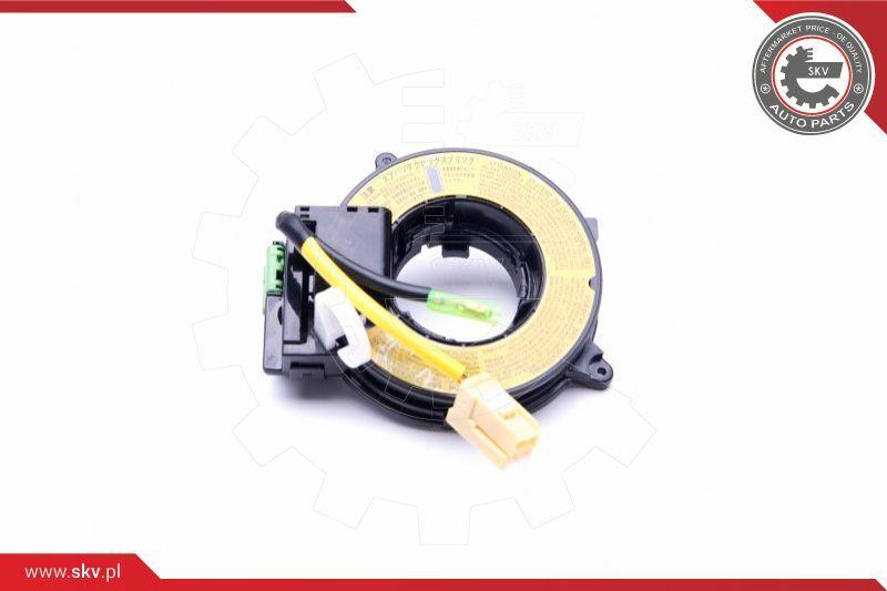 Muelle espiral, airbag ESEN SKV 96SKV551 evaluación