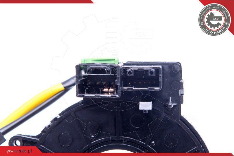 Muelle espiral, airbag ESEN SKV 96SKV554 224969167836201678362