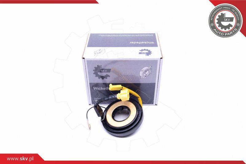 Muelle espiral, airbag 96SKV555 ESEN SKV 96SKV555 en calidad original