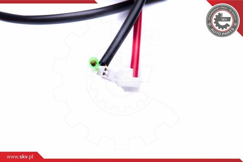 Muelle espiral, airbag ESEN SKV 96SKV556 224969167836221678362