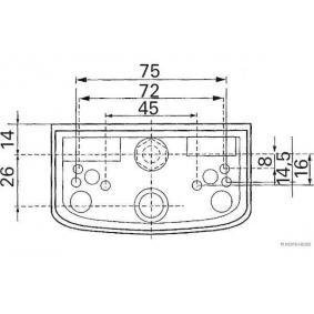 84750047 HERTH+BUSS ELPARTS EPP96 in Original Qualität