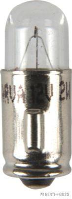 glühbirne 89901120 HERTH+BUSS ELPARTS J in Original Qualität