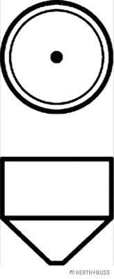 Bulb HERTH+BUSS ELPARTS 89901154 rating
