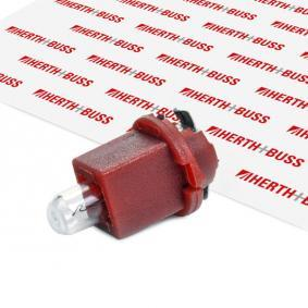 Glühlampe, Instrumentenbeleuchtung 89901234 CLIO 2 (BB0/1/2, CB0/1/2) 1.5 dCi Bj 2004